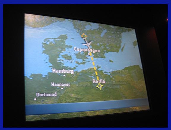 Route Berlin