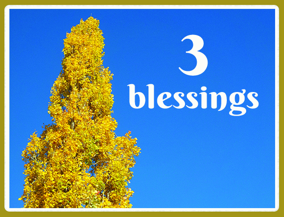 three blessings